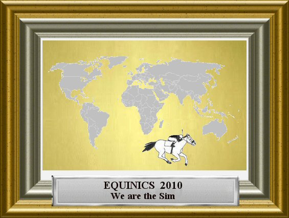 Welcome to Equinics2010